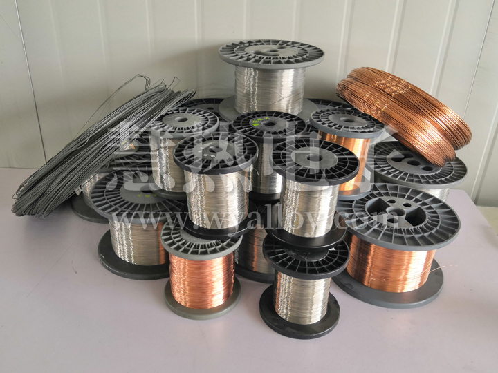 Alloy Wire for Compensation Wire and Compensation Cable