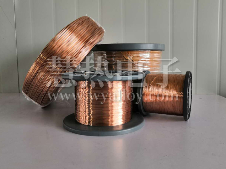 Manganin and Constantan Resistance Alloy Wires